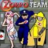 Παιχνίδια Δράσης - Zorro Team